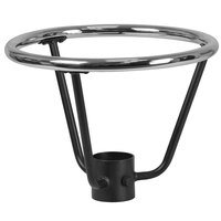 Lancaster Table & Seating Chrome Foot Ring for Bar Height Table Base - 16 inch Diameter