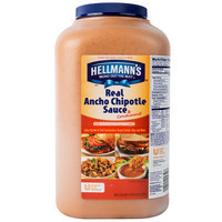 Hellmann's 1 Gallon Real Ancho Chipotle Sauce - 2/Case