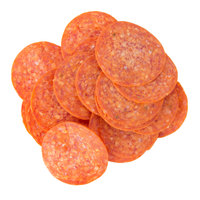 Hormel Sliced Pepperoni 25 lb. Case