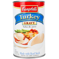 Campbell's 50 oz. Canned Turkey Gravy - 12/Case