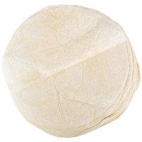 Abuelita Mexican 12 Count 8 inch Flour Tortilla Wrap - 12/Case