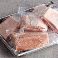 Ocean Street Wild Caught Pacific Salmon 4 oz. Fillet - 10 lb.
