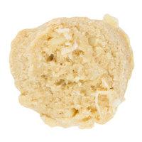 David's Cookies 1.5 oz. Preformed White Chocolate Chip Macadamia Nut Cookie Dough - 20 lb.