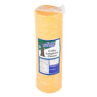 Oak Grove Dairy Yellow Colby Longhorn Cheese - 6 lb. Solid Log