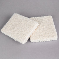Icelandic Seafood 4 oz. Wild Caught Oven Ready Breaded Haddock Squares - 6 lb.