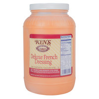 Ken's Foods, Inc. 1 Gallon Deluxe French Dressing - 4/Case