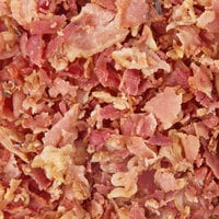 Hormel 5 lb. Bag Fully Cooked 1/2 inch Diced Bacon Topping - 2/Case