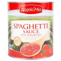 Angela Mia #10 Can Spaghetti Sauce - 6/Case