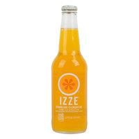Izze 12 fl. oz. 4-Pack Sparkling Clementine - 6/Case