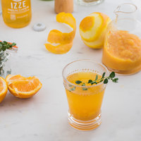 Izze 12 oz. 4-Pack Sparkling Clementine - 6/Case