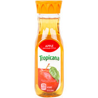 Tropicana 12 fl. oz. Orchard Style Apple Juice - 12/Case