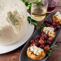 Roth Wisconsin Cheese 6 lb. Raw Milk Buttermilk Blue Cheese Wheel