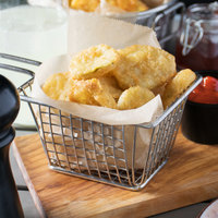 Cavendish 2 lb. Bag Tempura Battered Pickle Chips - 4/Case