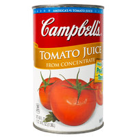 Campbell's 46 oz. Tall Tomato Juice - 12/Case