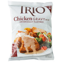 Trio 22.6 oz. Chicken Gravy Mix   - 8/Case