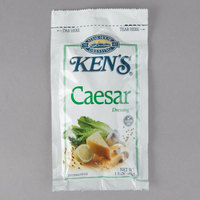 Ken's Foods 1.5 oz. Creamy Caesar Dressing Packet - 60/Case