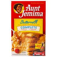 Aunt Jemima 5 lb. Buttermilk Complete Pancake / Waffle Mix - 6/Case