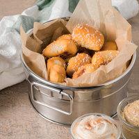 J&J Snack Foods 0.4 oz. Soft Pretzel Big Bites - 350/Case