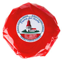 Scray Cheese Co. 10 lb. Wisconsin Gouda Cheese Wheel in Red Wax