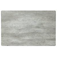 Grosfillex UT330038 32 inch x 48 inch Rectangular Granite Outdoor / Indoor HPL Compact Table Top