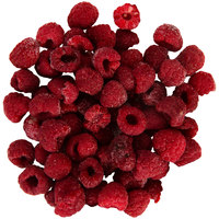 IQF Red Raspberries 5 lb. Bag - 2/Case