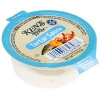 Ken's 0.75 oz. Tartar Sauce Dipping Cup - 100/Case