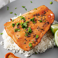 Wild Caught Pacific Salmon 8 oz. Fillet - 10 lb.