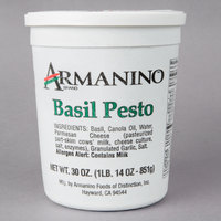 Armanino 30 oz. Basil Pesto - 3/Case