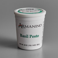 Armanino 30 oz. Basil Pesto - 3/Case