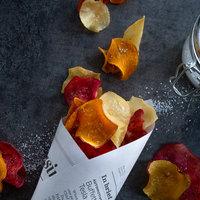 Terra 10 oz. Real Vegetable Chips with Sea Salt - 8/Case