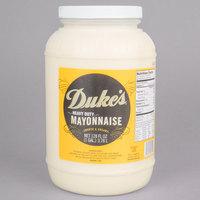 Duke's 1 Gallon Heavy Duty Mayonnaise - 4/Case