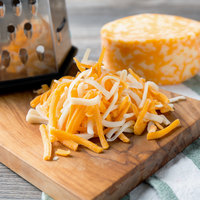 Laubscher 5 lb. Bag Feather Shredded Colby Jack Cheese Blend