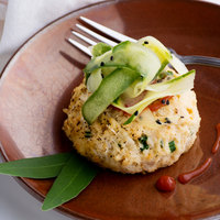 Handy 4 oz. Handmade Ultimate Crab Cakes - 24/Case