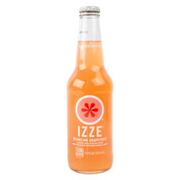 Izze 12 oz. 4-Pack Sparkling Grapefruit Juice - 6/Case