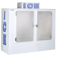 Polar Temp 650CW Cold Wall Outdoor Ice Merchandiser - 65 cu. ft.