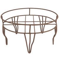 18 inch Round Wire Basket Stand