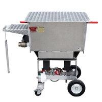 R & V Works CSB-30 30 inch Liquid Propane Cajun Seafood Boiler - 180,000 BTU