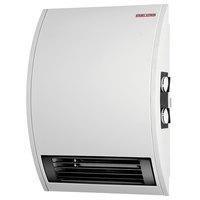 Stiebel Eltron 230346 CKT 20 E Wall Mounted Fan Heater with Timer - 208/240V, 1500/2000W