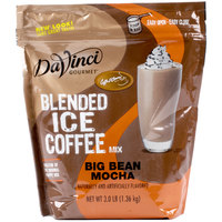 DaVinci Gourmet 3 lb. Ready to Use Big Bean Mocha Mix