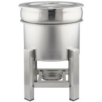 Bon Chef 35001 Powerline 4 Qt. Stainless Steel Marmite Soup Chafer