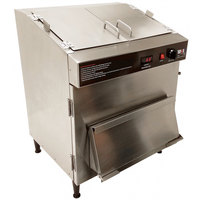 Benchmark USA 51026 26 Gallon Tortilla Chip Warmer - 120V, 1500W