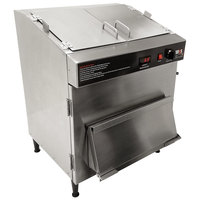 Benchmark USA 51026 26 Gallon Tortilla Chip Warmer - 120V, 780W