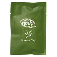 Eco Novo Terra Hotel and Motel Shower Cap - 100/Bag