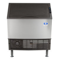 Manitowoc UDF0310A NEO 30 inch Air Cooled Undercounter Dice Cube Ice Machine with 119 lb. Bin - 208-230V, 1 Phase, 286 lb.