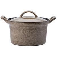 Oneida L6753059676 Rustic 16 oz. Chestnut Porcelain Casserole Dish - 12/Case