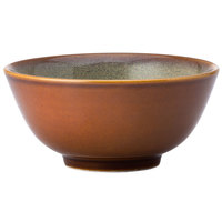Oneida L6753066526 Rustic 7 oz. Sama Porcelain Bowl - 48/Case
