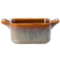 Oneida L6753066981 Rustic 3 oz. Sama Porcelain Mini Baker - 48/Case