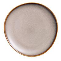 Oneida L6753066124P Rustic 7 1/4 inch Sama Porcelain Plate - 24/Case