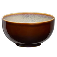 Oneida L6753066950 Rustic 9 oz. Sama Porcelain Bowl - 48/Case