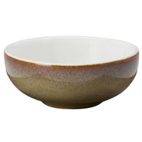 Oneida L6753066530 Rustic 1 oz. Sama Porcelain Dip Bowl / Chinese Teacup - 144/Case